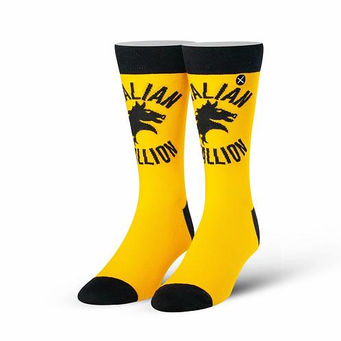 Italian Stallion Rocky Socks