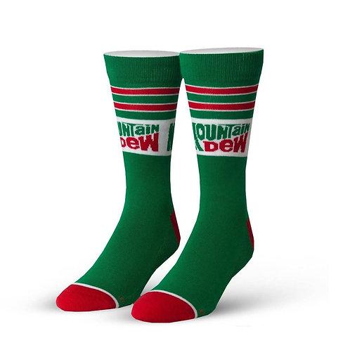 Mountain Dew Socks