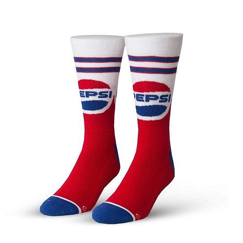 Pepsi Cola Socks