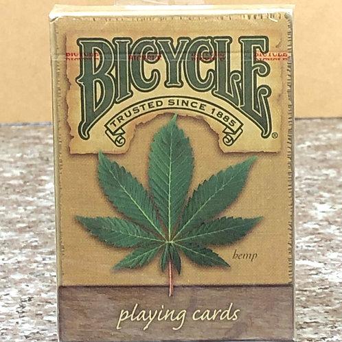 Marijuana Leaf Playing Cards