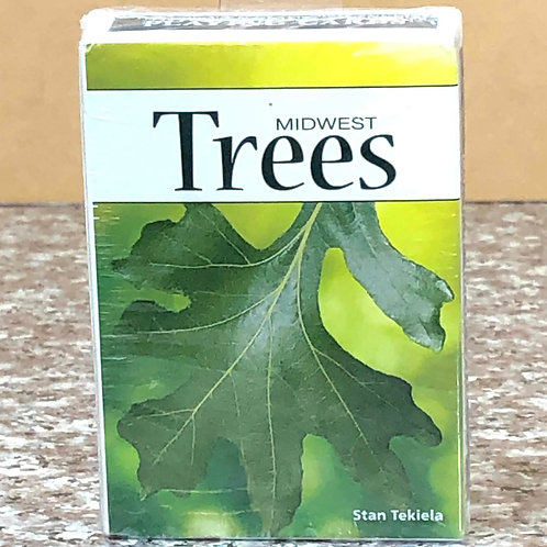 Midwest Trees Playing Cards