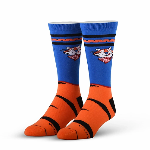 Tony the Tiger (Frosted Flakes) Socks