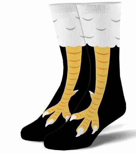 Chicken Feet Socks