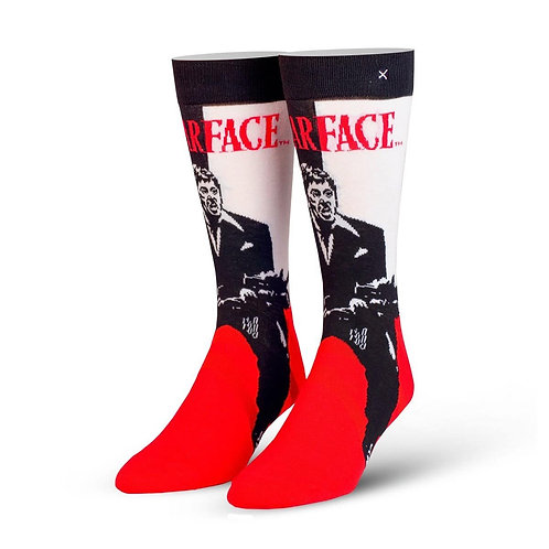 Scarface Socks