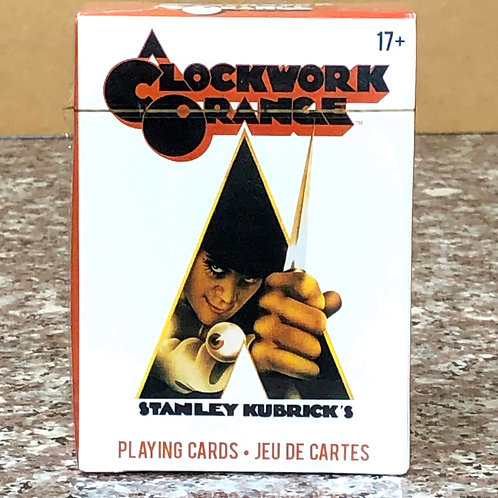 A Clockwork Orange Playing Cards
