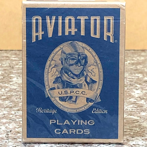 Aviator Collectors Playing Cards