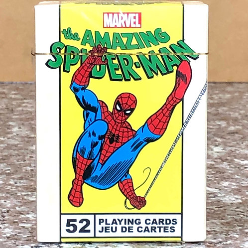 Marvel The Amazing Spider-Man Playing Cards