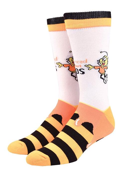 Honey Nut Cheerios Socks