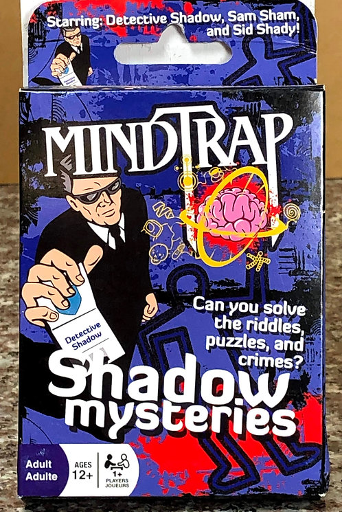 MindTrap® Shadow Mysteries Game