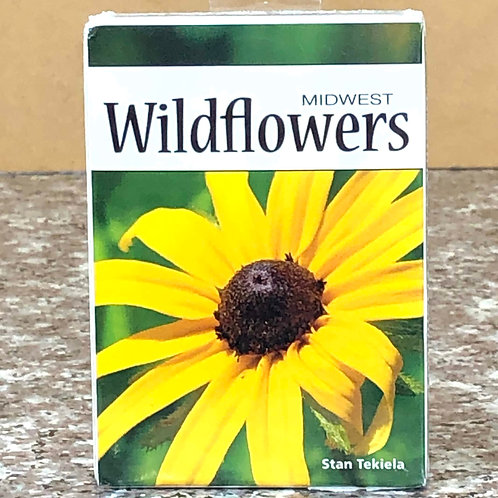 Midwest Wildflowers Playing Cards