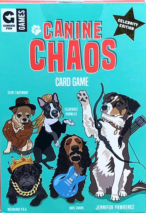Canine Chaos Game