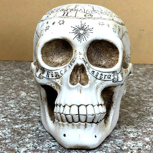 Zodiac Skull