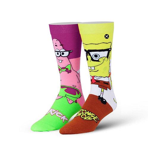 Spongebob Nerd Socks