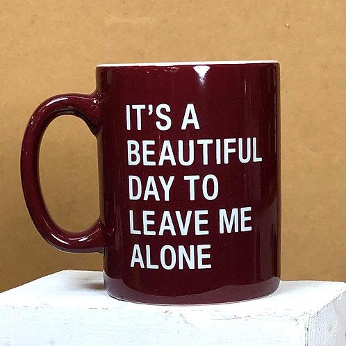 It's a Beautiful Day - Mug