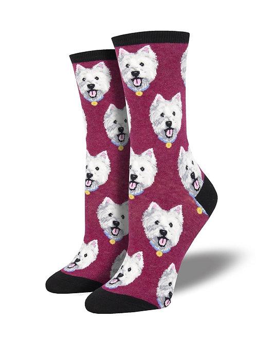 Westies Socks