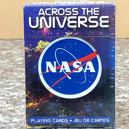 NASA Playing Cards