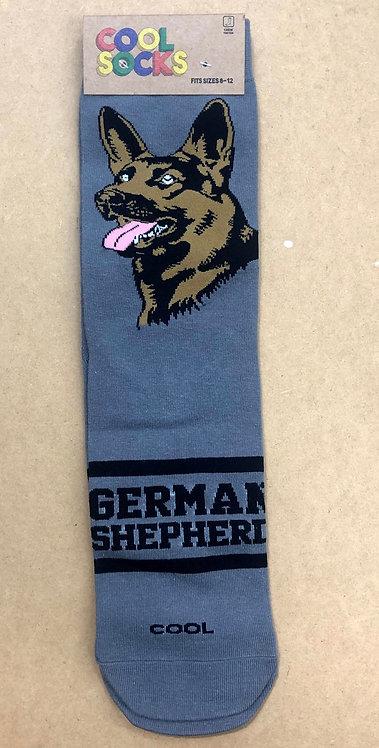 German Shepard Socks