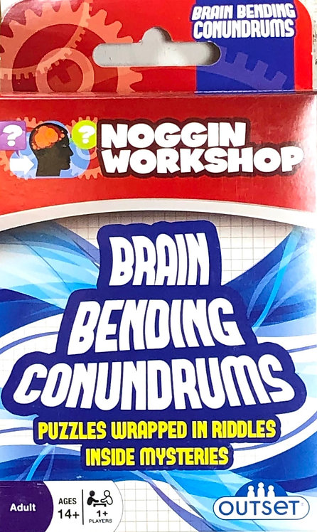 Brain Bending Conundrums Game