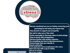 STRESS MANAGEMENT [20 ways ]