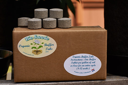 Organic Buffer Tablets