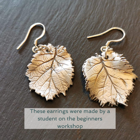 Southampton - Full day beginners Jewellery making using silver clay  (1)