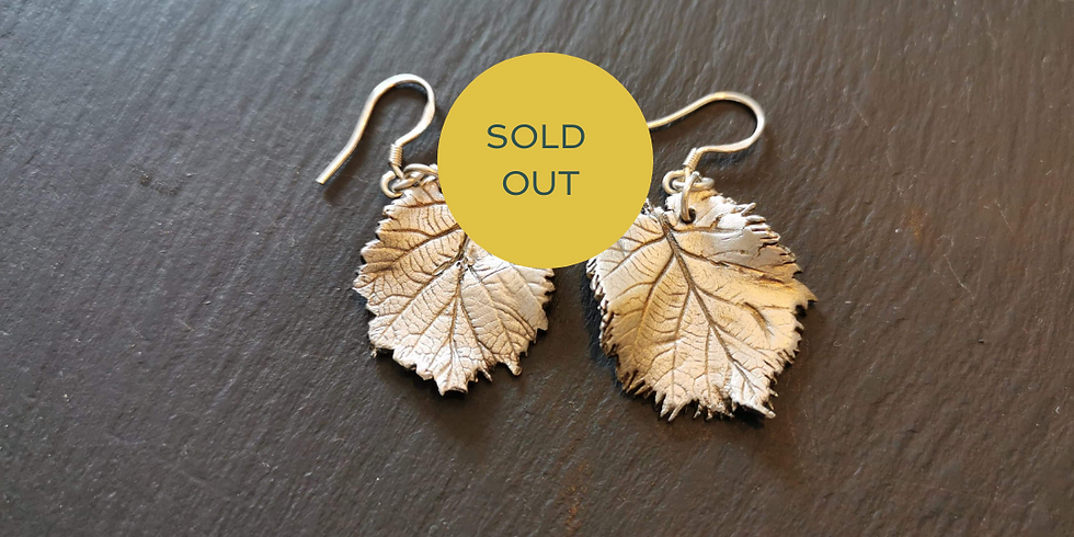 Southampton - Full day beginners Jewellery making using silver clay