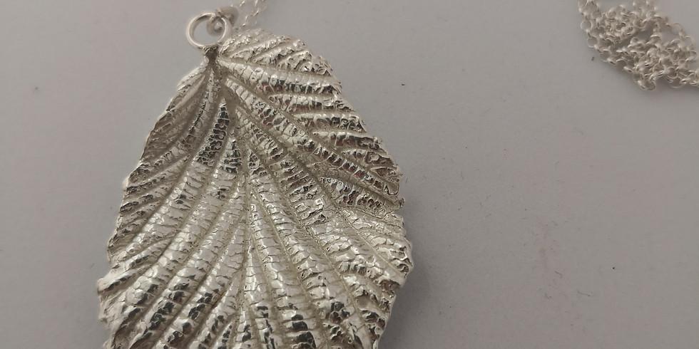Southampton - Half day beginners fine silver leaf replica workshop