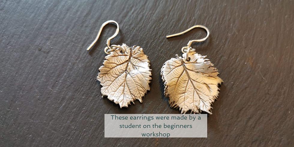 4 December, Southampton - Full day beginners Jewellery making