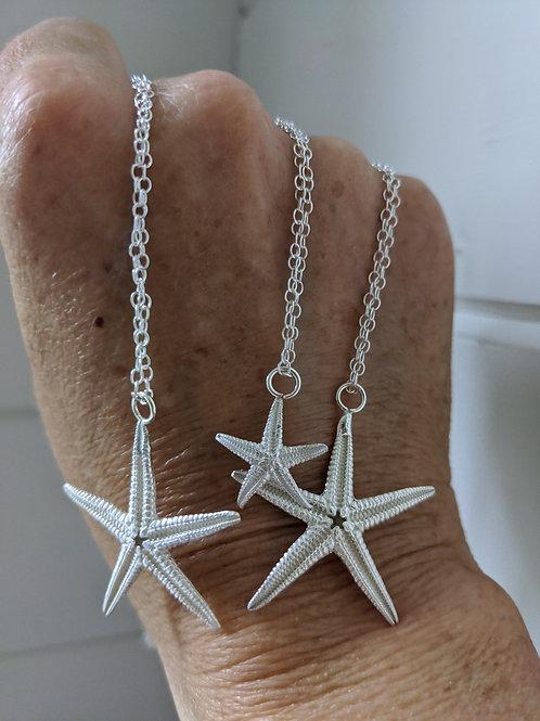 Star fish necklace (Medium)
