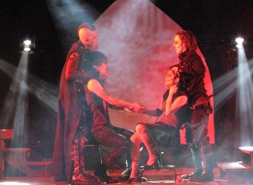 Renfield in Dracula: A Rock Opera