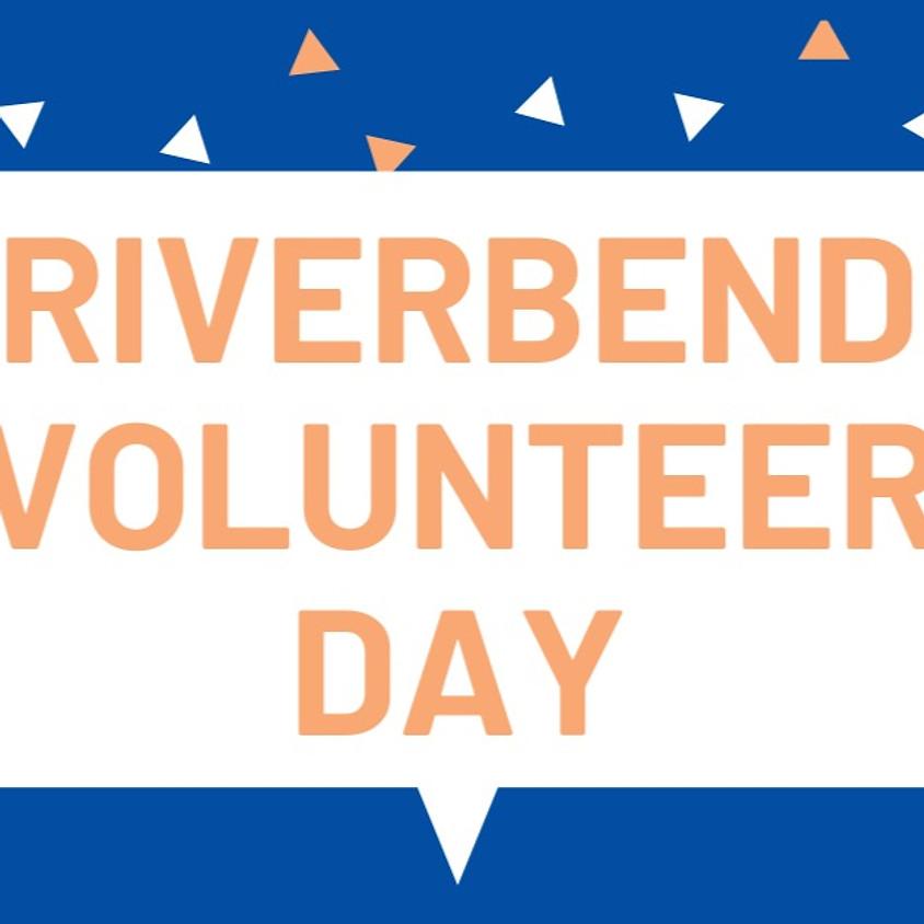 Riverbend 2nd Volunteer Day 2021