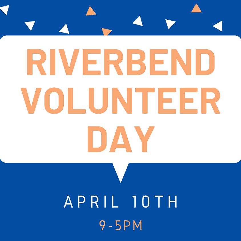 Riverbend Volunteer Day 2021