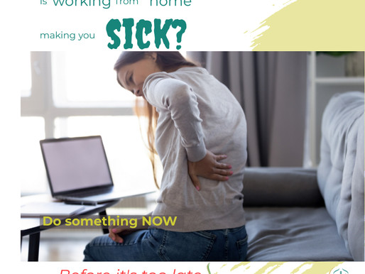 THE DOWNSIDE OF WORKING FROM HOME