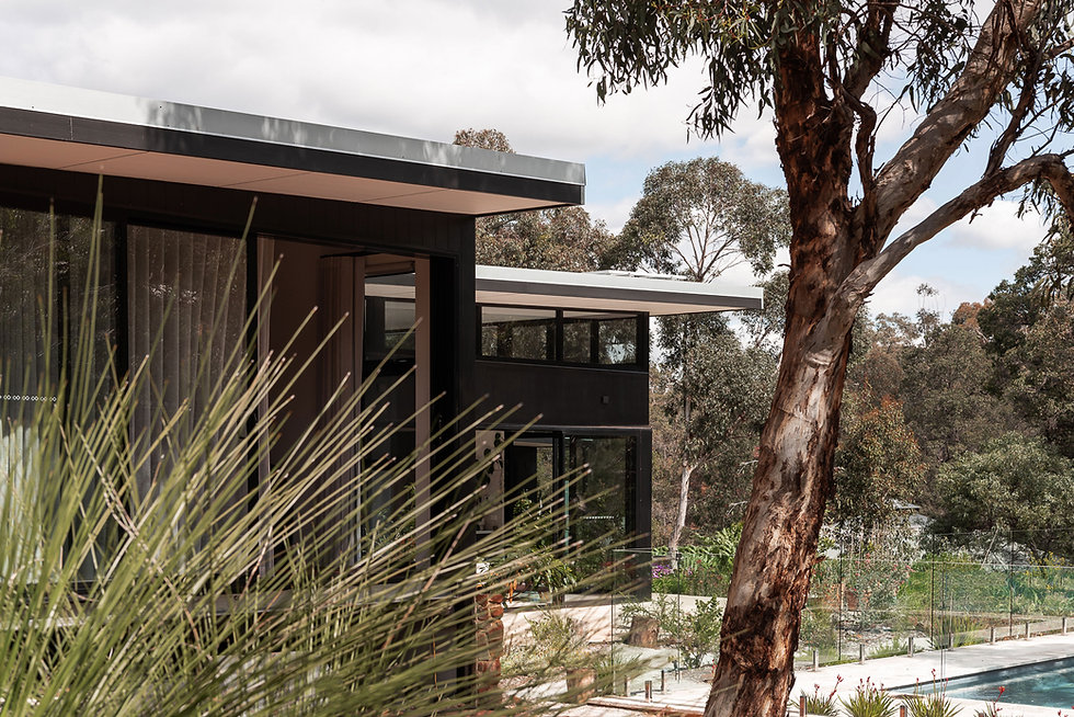 Nyaania Creek Darlington Residence – Living in nature