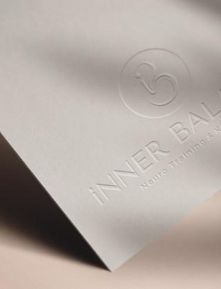 INNER BALANCE - BRANDING - LOGO