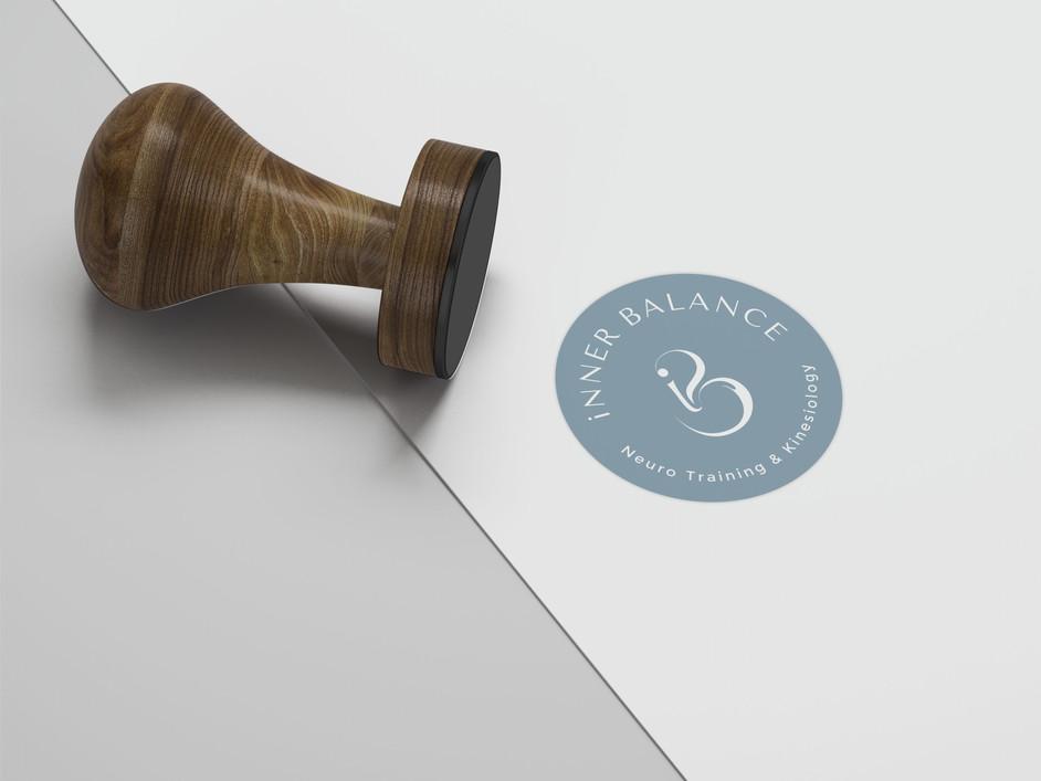 INNER BALANCE Brand Mark for social media