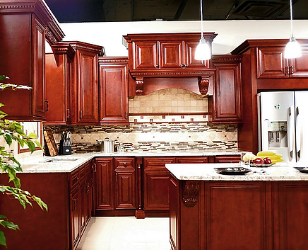 Clark Cabinets and Installs kitchen and bathroom cabinets J&K catalog