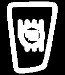 Shift plate + knob
