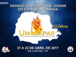 PREPARATIVOS DO CONGRESSO GERAL DA UMADEPAR