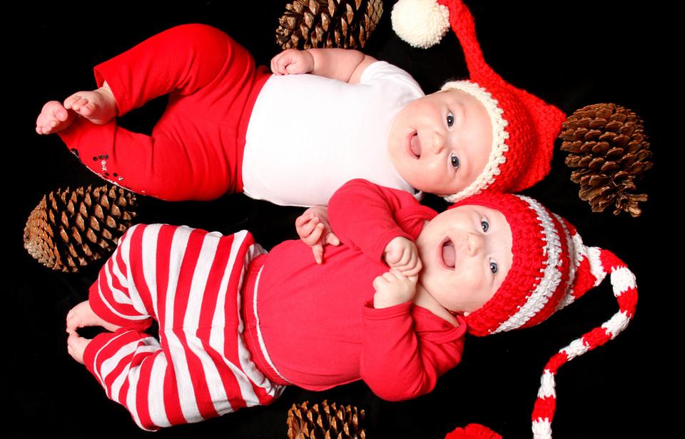 Twin kley Christmas