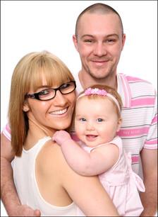 'Kirsty, Neil & Tayla-Mai'