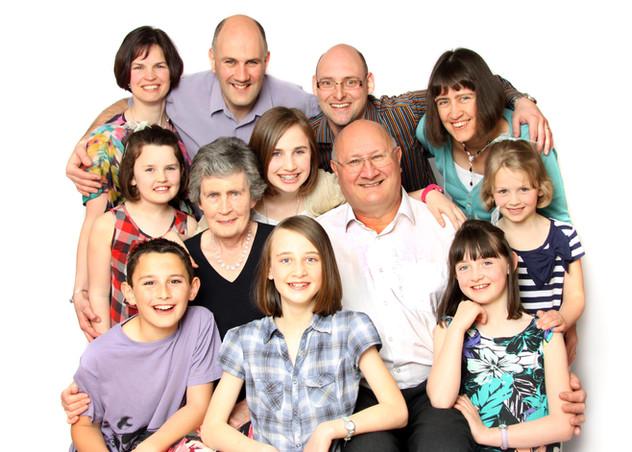 Bawden Extended Family Shoot