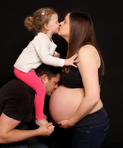 Family Gymnastics!