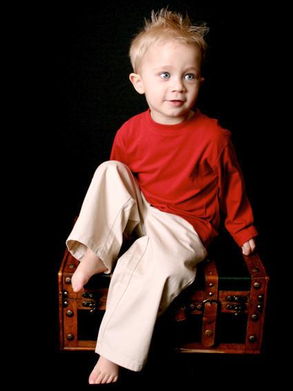 Sweet Little Man