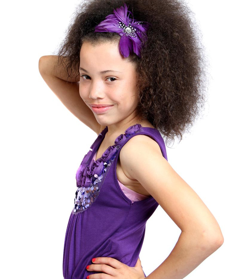 Child Modelling Shoot