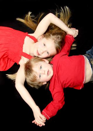 Bold & Striking Sibling Shot
