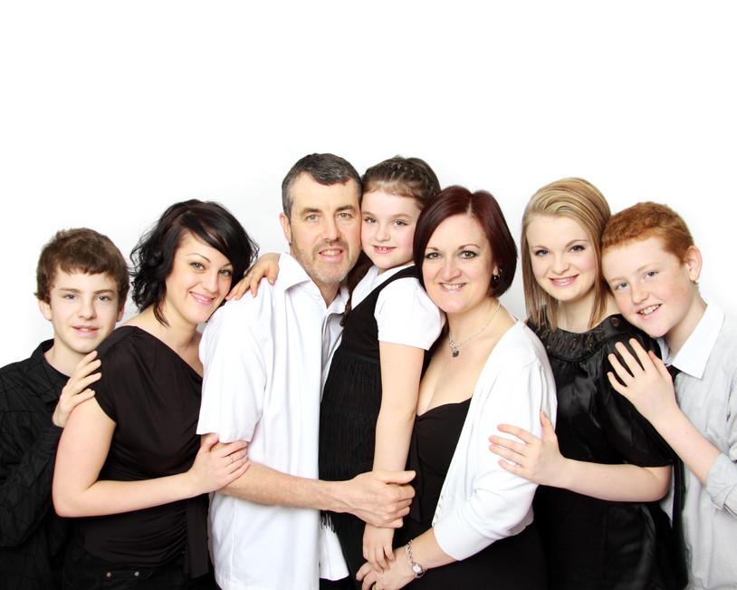 The Tyldsley Family Shoot