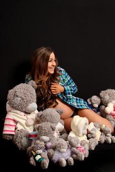 Kim, Bump & Cuddles