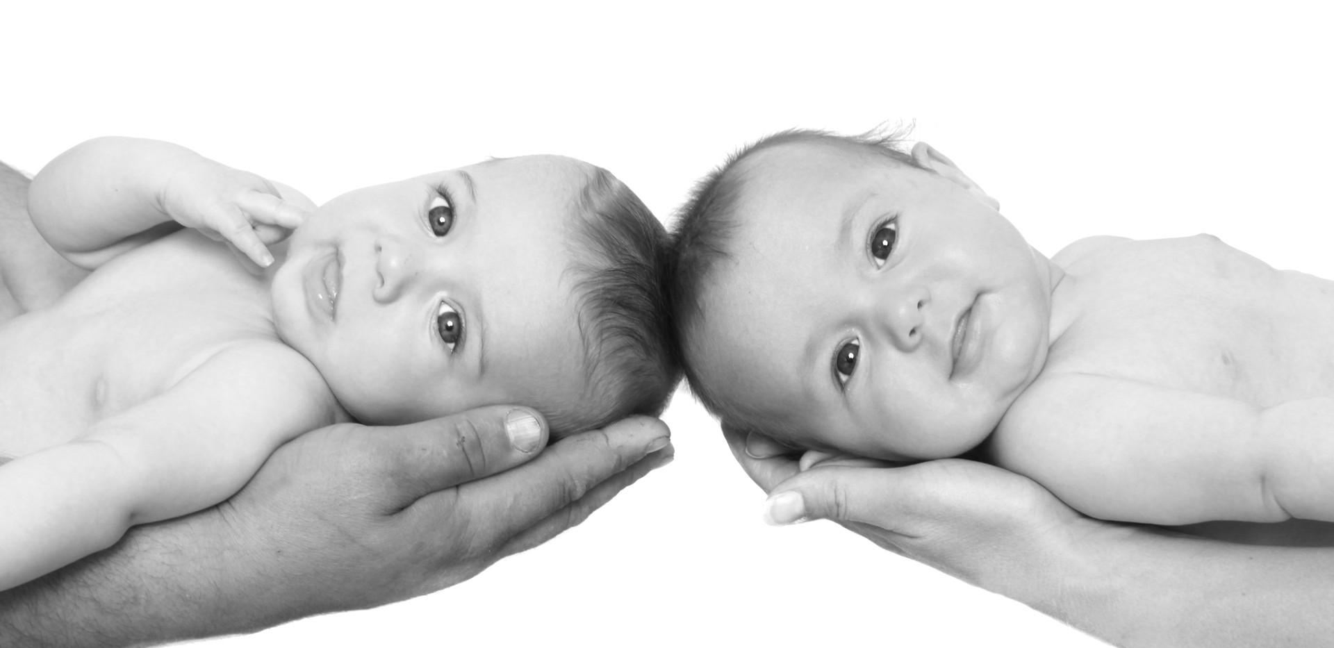 The Vandries Twins