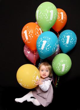 Happy 1st Birthday Rachel